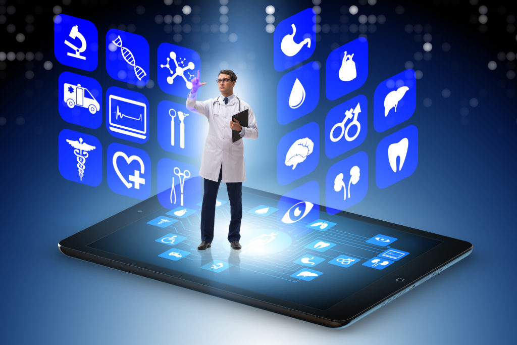 Various options of communication such as telehealth is helpful to reach clients in any location.