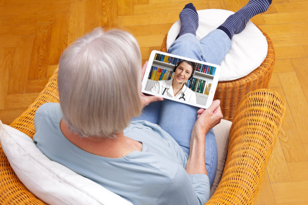 telehealth with your nurse practitioner