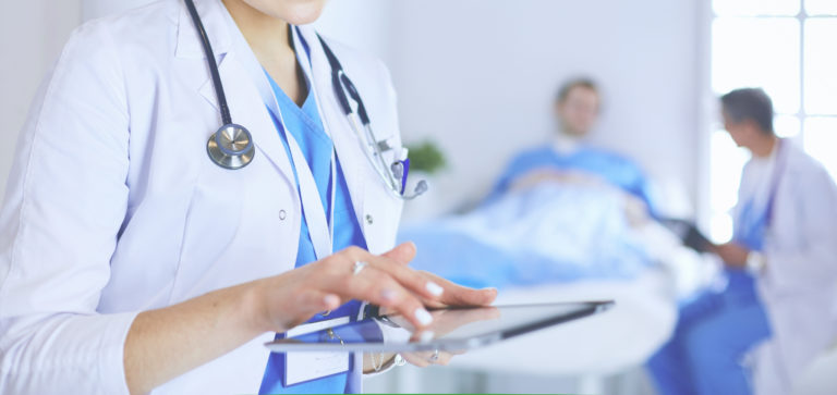 Primary care physicians caring for patient.